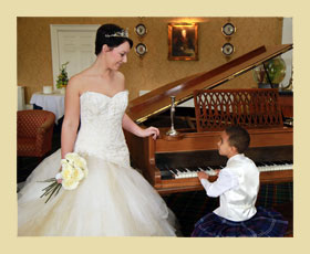 get the wedding pictures you really want from Wigwam Photography - Ayrshire Scotland