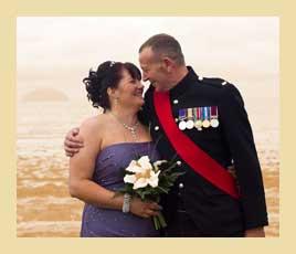 Ayrshire wedding photographer, Tog Porter