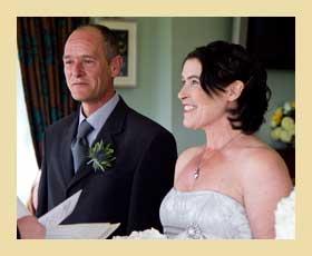 Ayrshire wedding photographer, Tog Porte